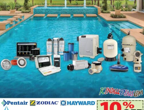 pool and spa equipment for sale